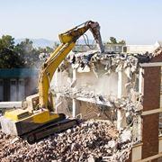 demolizione con ricostruzione