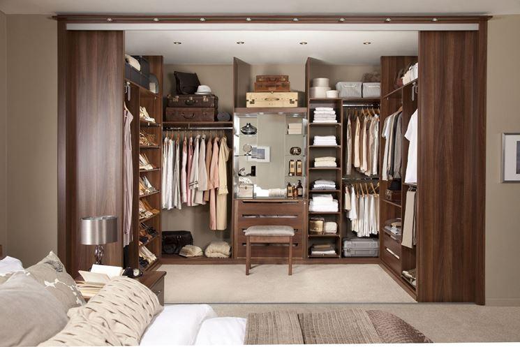 Dimensioni Minime Di Una Cabina Armadio : Progettazione di una cabina armadio ristrutturazione casa come