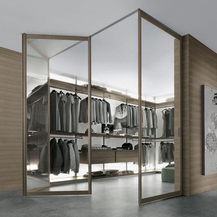 cabina armadio moderna