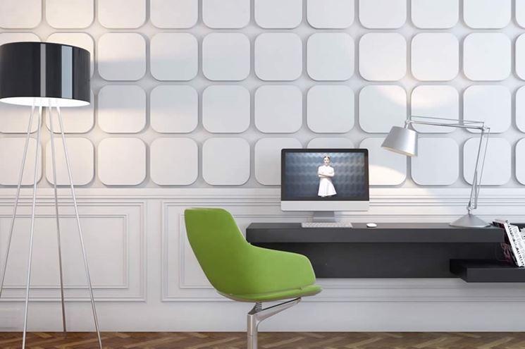 Pannelli decorativi per pareti interne - Rivestimenti - scegliere i pannelli decorativi