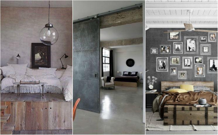 idee di industrial style per la casa