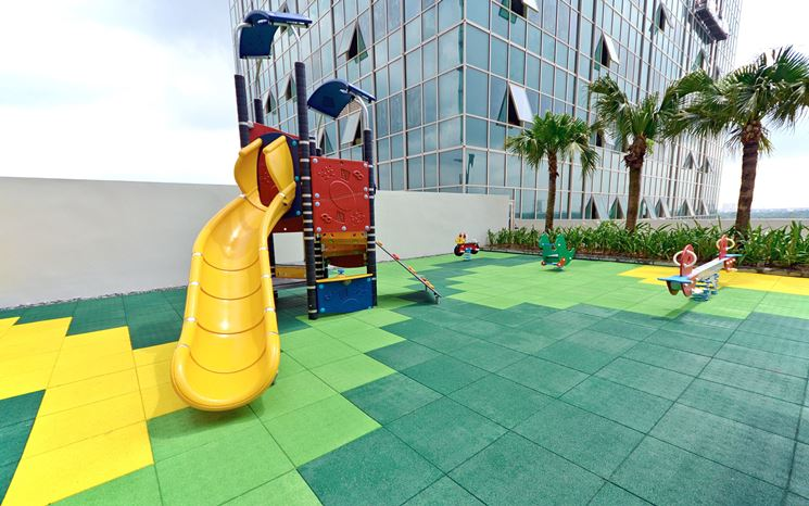 pavimenti aree gioco