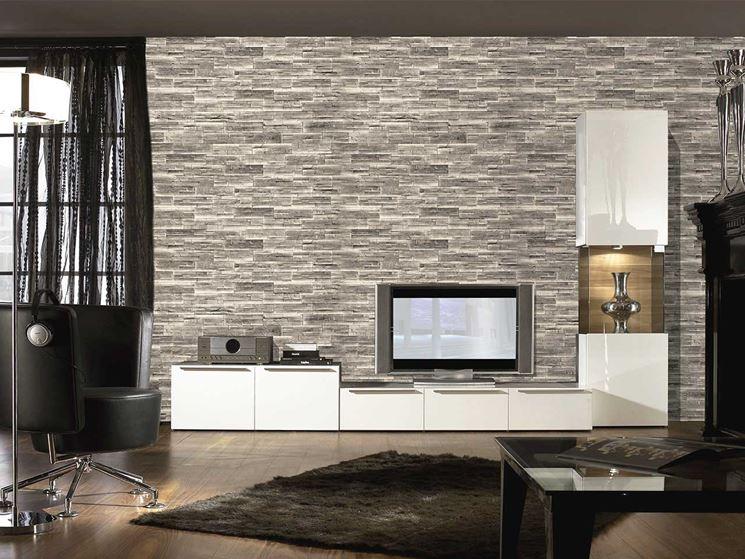 Super Rivestimenti in pietra per interni - Rivestimenti - scegliere  LW41