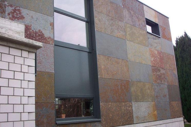 Rivestimenti per pareti rivestimenti scegliere i - Piastrelle per rivestimenti esterni ...