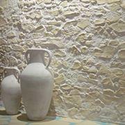 parete in pietra per interno