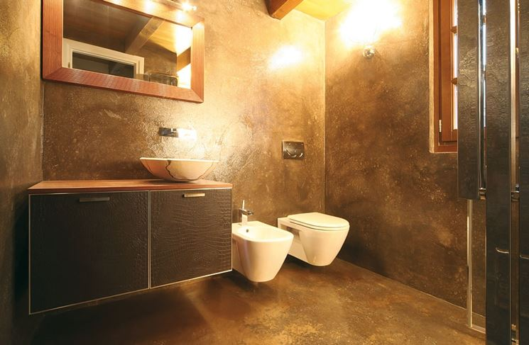 Rivestimenti resina rivestimenti come rivestire con la for Pittura per pavimenti
