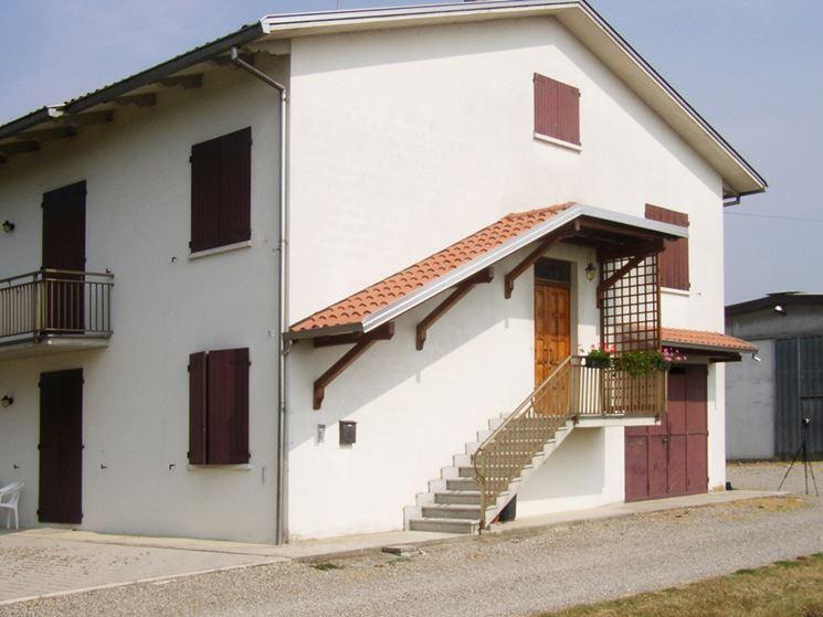 Chiusura scale esterne scale scale esterne chiusura for Opzioni esterne della casa