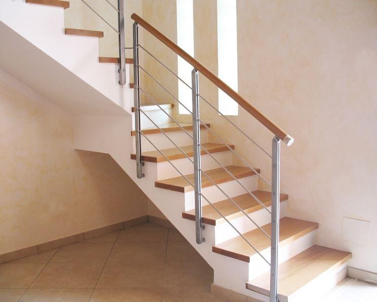 Corrimano scale scale importanza del corrimano per scale - Corrimano scale interne ...