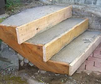 Gradini in cemento scale - Gradini in cemento per esterno ...