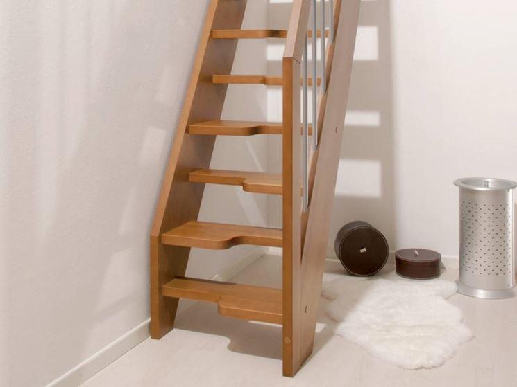 Mini scale per interni scale - Scale a rampa per interni ...