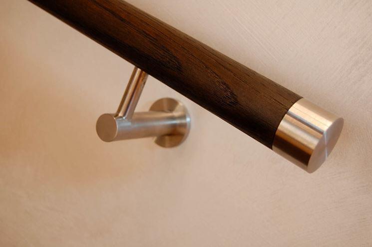 Passamano in legno scale passamano in legno fai da te - Legno per scale ...