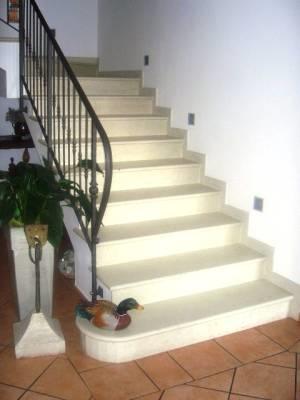 Progettazione scale interne scale - Granito per scale ...