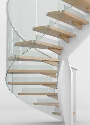 Scale a chiocciola elicoidali scale for Casa scala a chiocciola