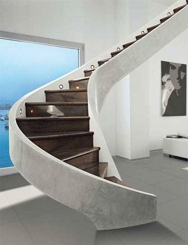 rivestire le scale a giorno