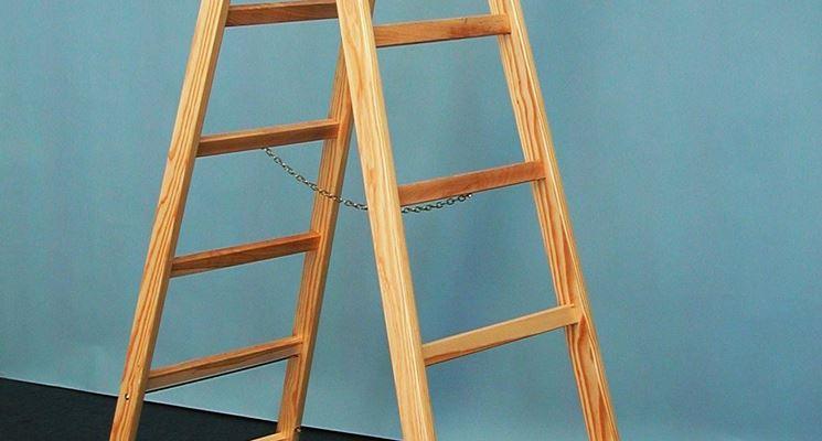 Scaletta In Legno Pieghevole : Come costruire scala in legno affordable free come costruire una