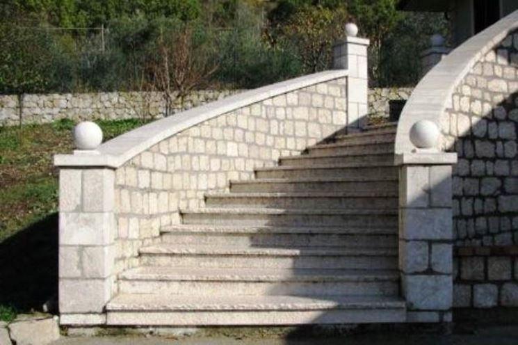 scale esterne per ville scale esterne in muratura scale