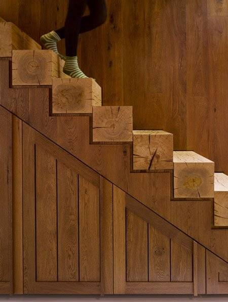 abbastanza Scale in legno per interni - Scale JS64
