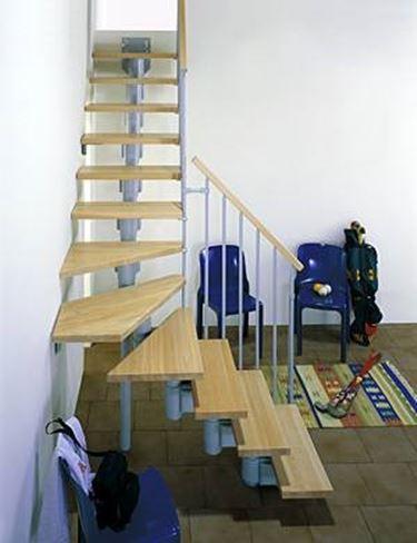 Modelli disponibili per scale prefabbricate
