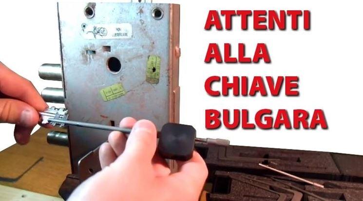 chiave bulgara