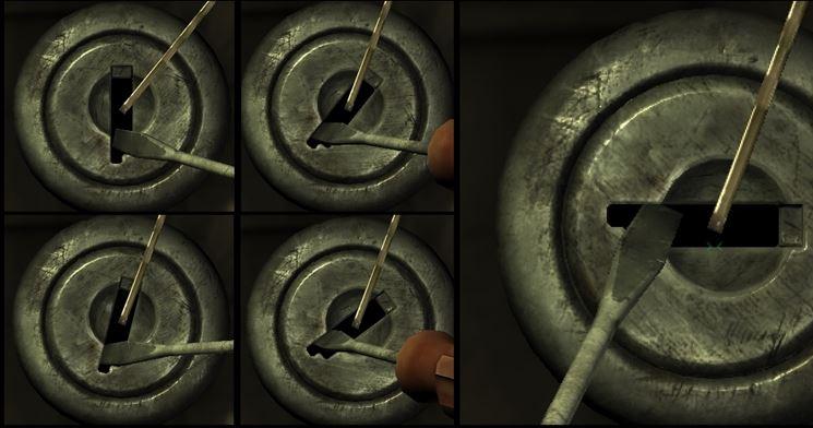 aprire serratura con cacciavite