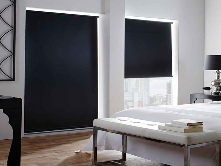 Room Darkening Blinds For Bedroom