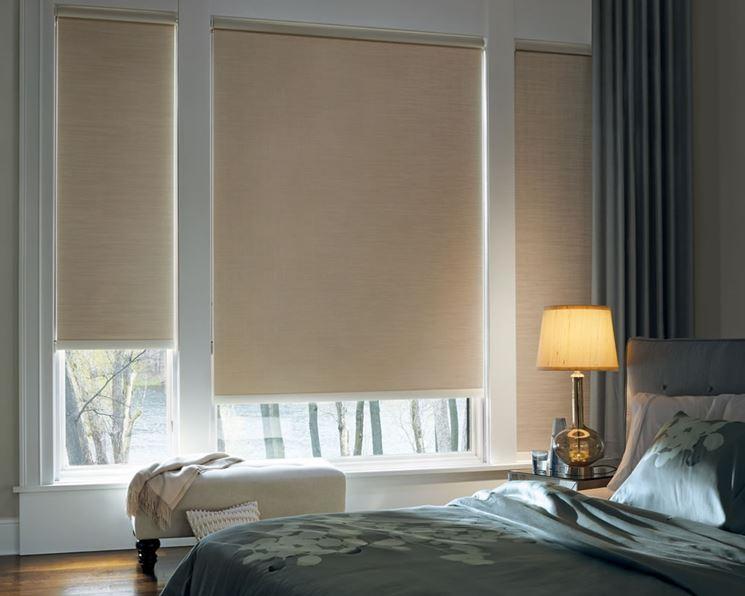 Tende oscuranti tende caratteristiche delle tende oscuranti - Pellicole oscuranti per finestre ...