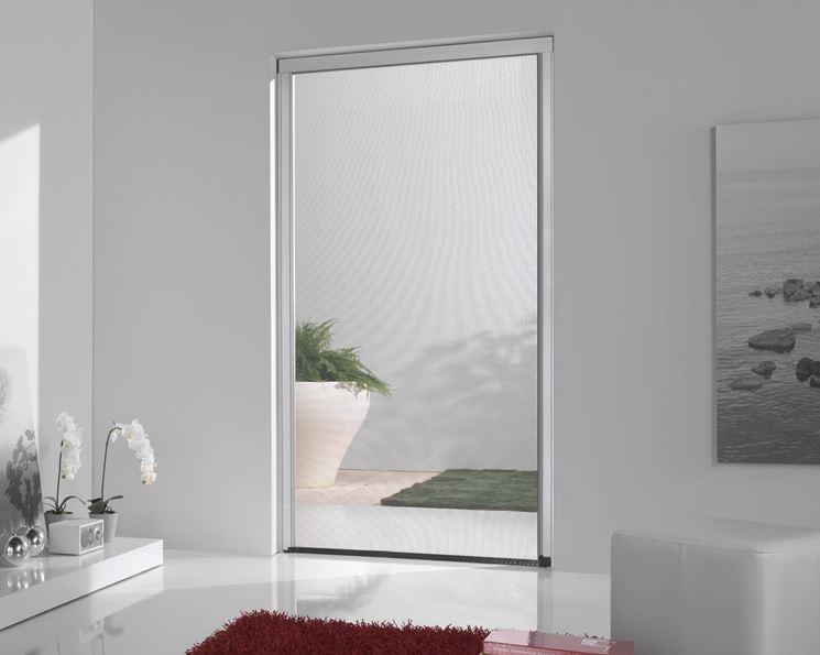 Zanzariera porta finestra zanzariere modelli di zanzariera per porta finestra - Porte finestre usate subito ...