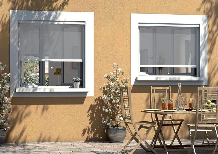 Zanzariere a rullo zanzariere come funzionano le - Zanzare in casa nonostante zanzariere ...