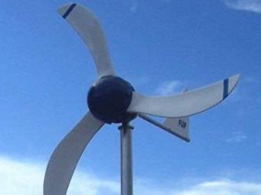 Alcune note sull'energia eolica fai da te