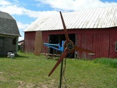 Come funziona l'eolico fai da te