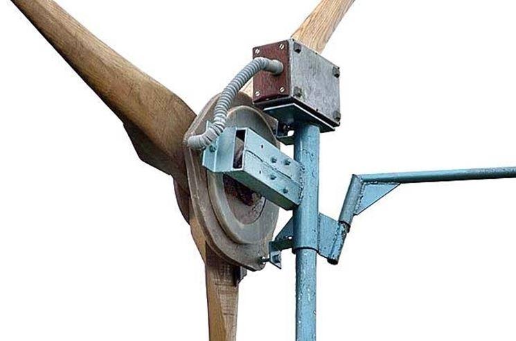 impianto eolico fai da te