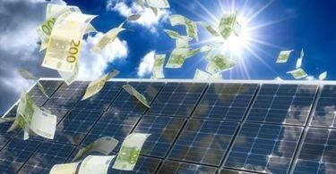 Vendere energia fotovoltaica
