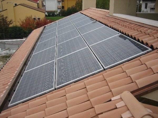 Pannello Solare Integrato Quality : Fotovoltaico invisibile cosa è il