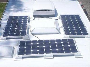 Pannelli fotovoltaici per camper