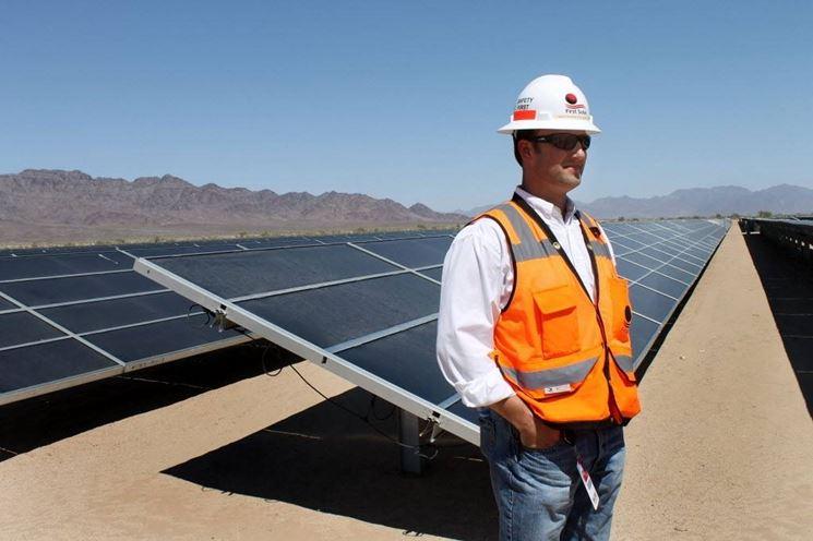 Progetti fotovoltaici attivi