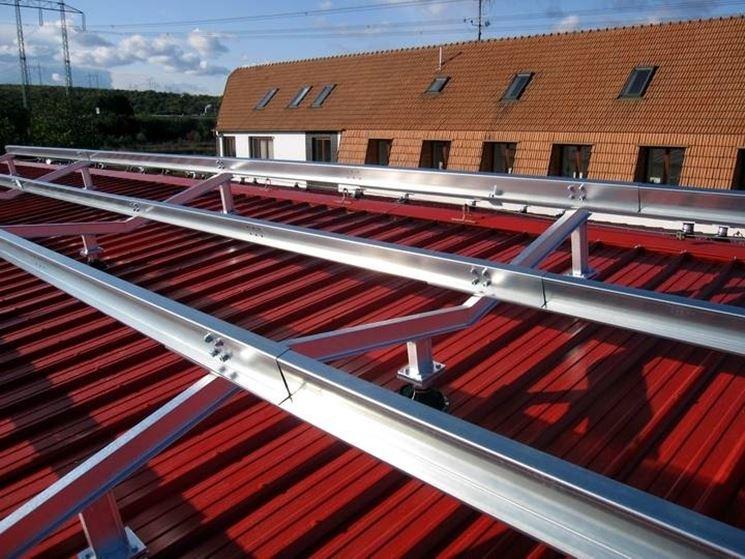 Strutture per fotovoltaico