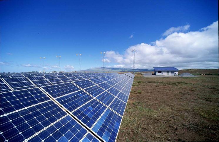 Alcune note sugli impianti fotovoltaici chiavi in mano