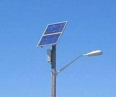 Lampioni fotovoltaici modelli