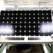 La diffusione dei pannelli fotovoltaici cinesi