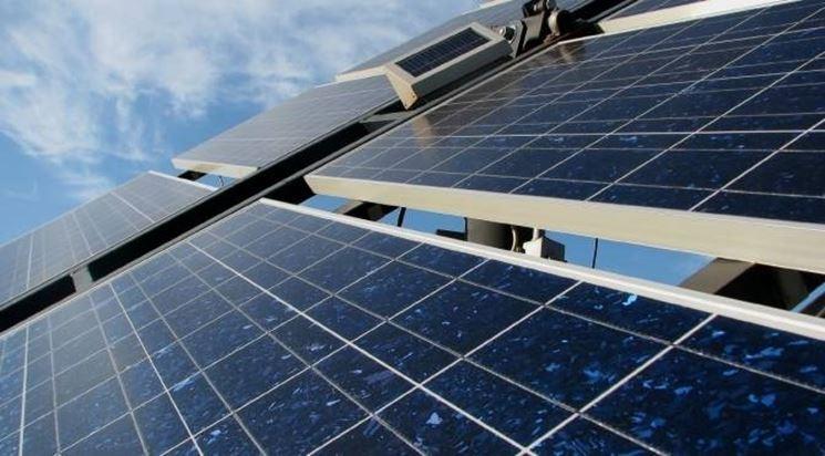 Pannelli fotovoltaici incentivi