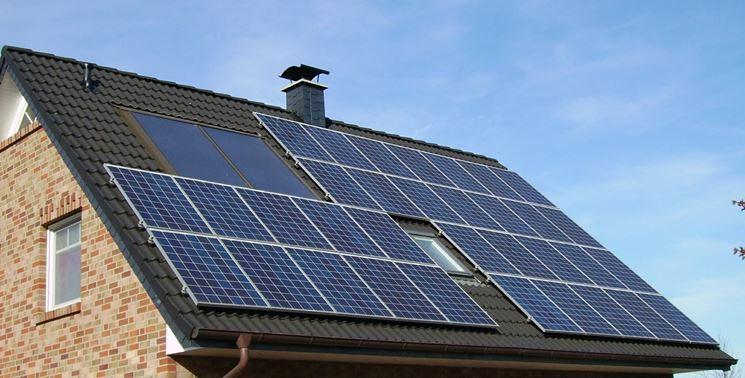 contributi per pannelli fotovoltaici