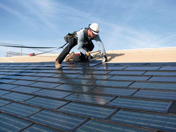 installare i pannelli fotovoltaici