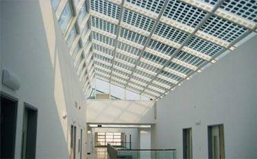 Come sono i pannelli fotovoltaici trasparenti