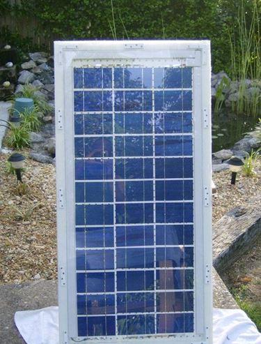 installazione del pannello fotovoltaico