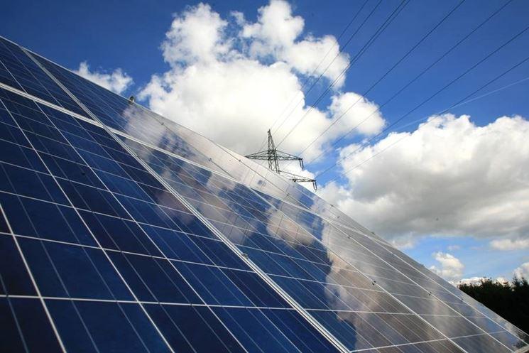 produttori di pannelli fotovoltaici