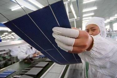 Produzione pannelli fotovoltaici
