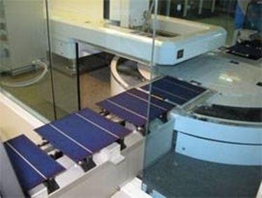 produzione dei pannelli fotovoltaici