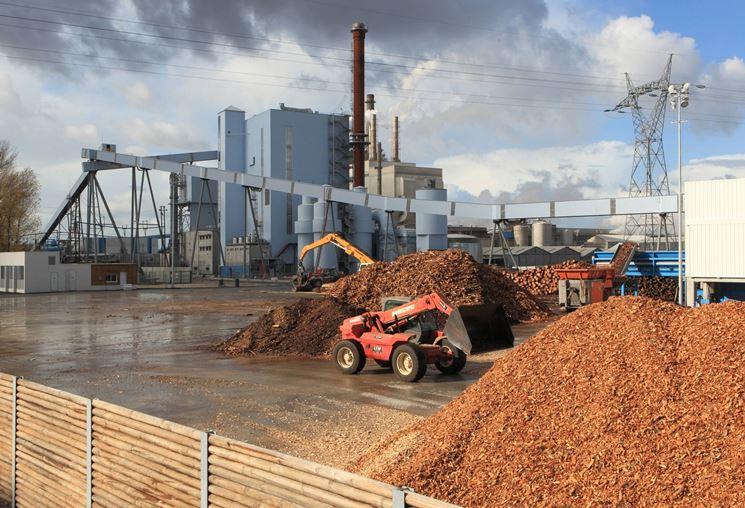 centrali biomasse