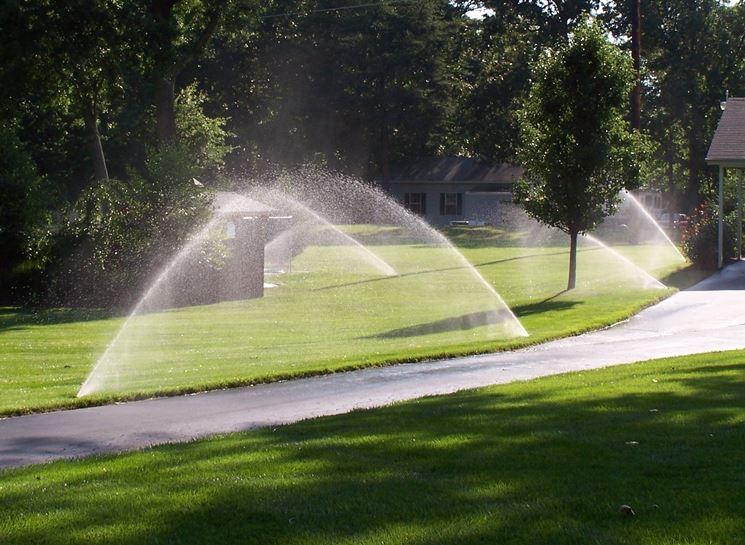 acqua e giardino