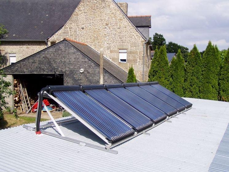 Pannello Solare Termico Zephir Prezzo : Costo impianto solare termico prezzo